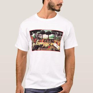 Botticelli Panel T-Shirt