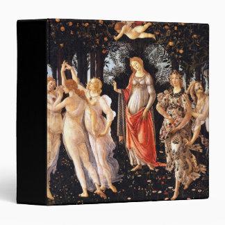 BOTTICELLI -Primavera 1482 Binder