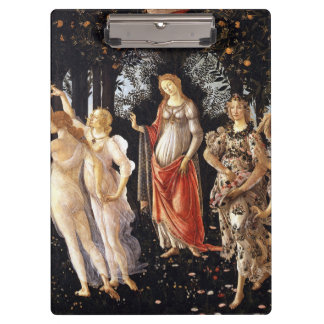 BOTTICELLI -Primavera 1482 Clipboard