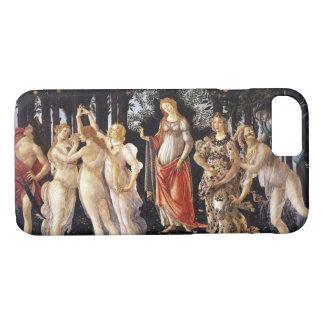 BOTTICELLI -Primavera 1482 iPhone 7 Case