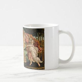 Botticelli's Birth of Venus Coffee Mug