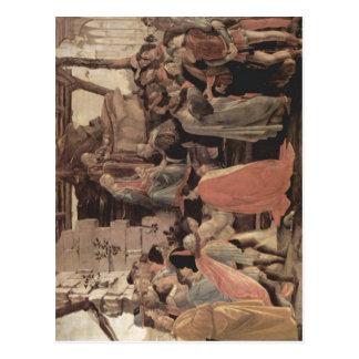 Botticelli, Sandro Zanobi-Altar, Anbetung der Heil Postcard