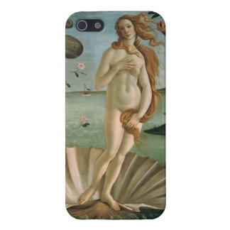 Botticelli The Birth of Venus Case For The iPhone 5