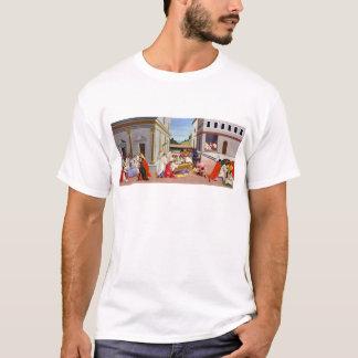 Botticelli Three Miracles of Saint Zenobius T-Shirt
