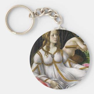 Botticelli Venus and Mars Keychain