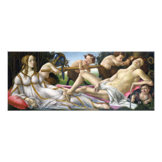 Botticelli Venus and Mars Photo Print