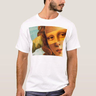 Botticelli's Venus and Mona Lisa T-Shirt