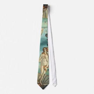 Botticelli's Venus Tie