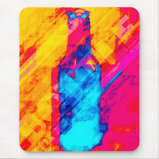 Bottle 10 Cents Mouse Pad