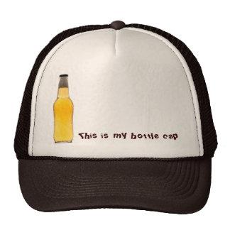 Bottle Cap Trucker Hats