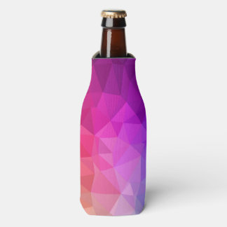 Bottle cooler : crystal Pink
