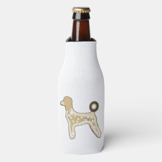Bottle Cooler Poodles custom