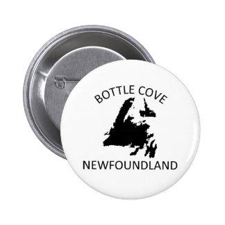 Bottle Cove Newfoundland 2 Inch Round Button