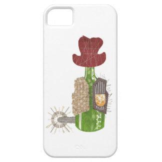 Bottle Cowboy I-Phone 5/5S Case
