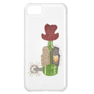 Bottle Cowboy I-Phone 5C Case