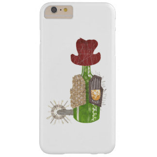 Bottle Cowboy I-Phone 6/6S Plus Case