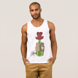 Bottle Cowboy No Background Men's Vest