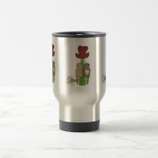 Bottle Cowboy Travel Mug