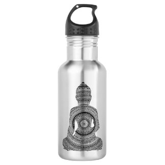 Bottle GraphiZen Buddha 532 Ml Water Bottle