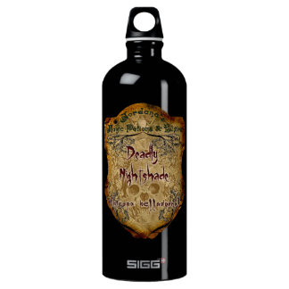 Bottle of Deadly Nightshade