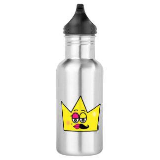 Bottle of Water (500ml), Steel - Transgênero Trans