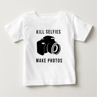 Bottle selfies baby T-Shirt