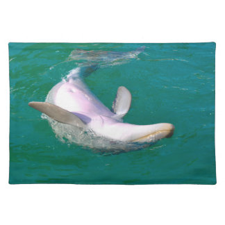 Bottlenose Dolphin Upside Down Placemat