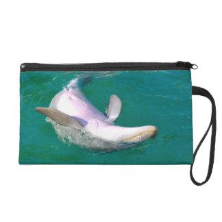 Bottlenose Dolphin Upside Down Wristlet