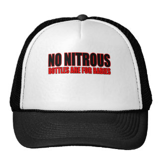 Bottles are for Babies Hats