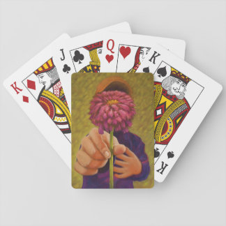 Bottom of my heart/From the Bottom off my Hart Playing Cards