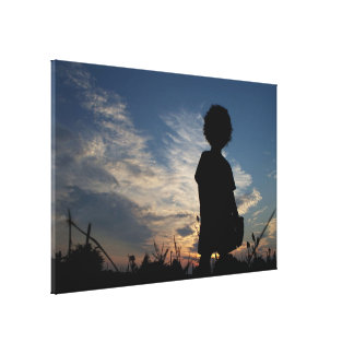 Bottom of the Ninth Canvas Print