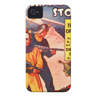 Bottom of the World iPhone 4 Case