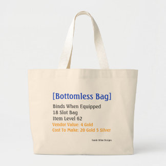 Bottomless Bag