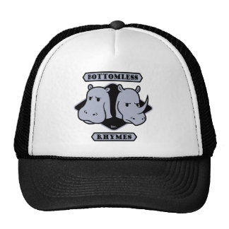 Bottomless Mesh Hats