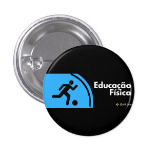 Botton - Physical Education 1 Inch Round Button