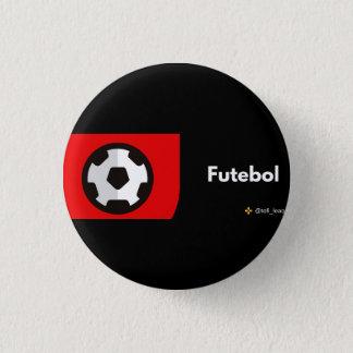 Botton - Soccer 1 Inch Round Button