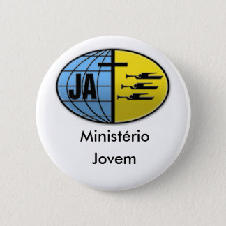 Botton Young Ministry 2 Inch Round Button