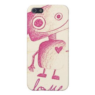Botty love iPhone 5/5S case