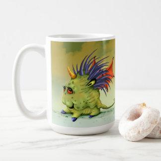 BOUBOU ALIEN MONSTER CARTOON Classic Mug