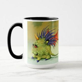 BOUBOU ALIEN MONSTER CARTOON Combo Mug
