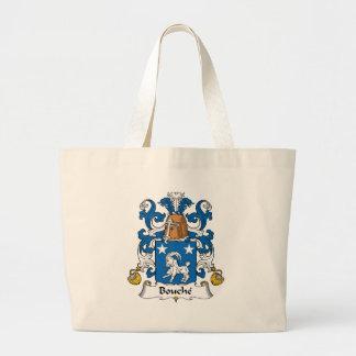 Bouche Family Crest Canvas Bag