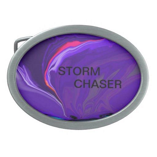 boucle de ceinture de chasseur de tempête