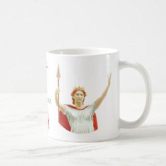 Boudicca Defender of the Realm Series Coffee Mug