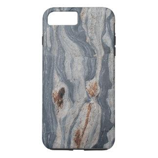 Boudinaged Limestone Rock Texture Print iPhone 8 Plus/7 Plus Case