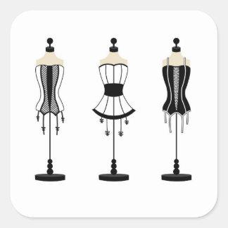 Boudoir Lingerie | Stickers