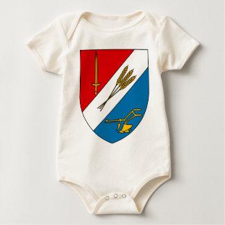Boufarik_Coat_of_Arms_(French_Algeria) Baby Bodysuit