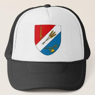 Boufarik_Coat_of_Arms_(French_Algeria) Trucker Hat