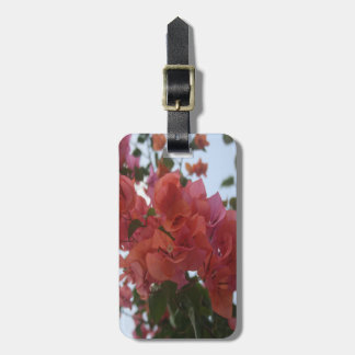 Bougainvillea At Daybreak Luggage Tag