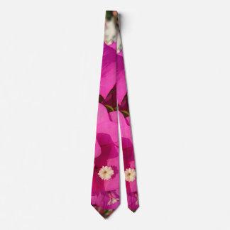 Bougainvillea Flower Tie