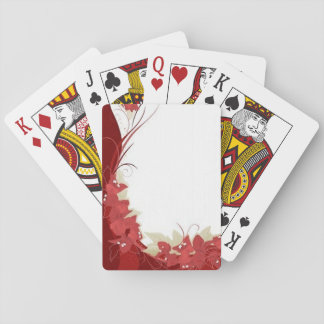 Bougainvillea Playing Cards